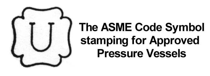 Dbm Is Officially Asme U Stamp Holder Dbm Coils